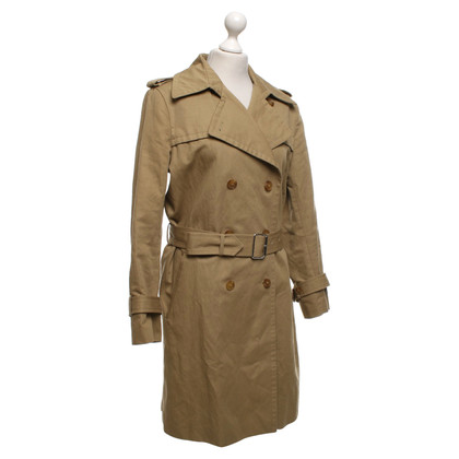 Filippa K Trench in ocra