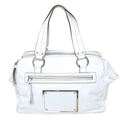 Dolce & Gabbana Borsa a mano in bianco