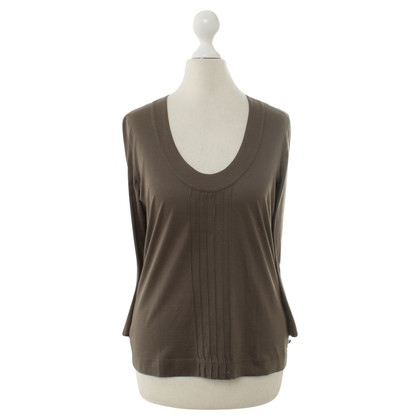 Akris top Brown