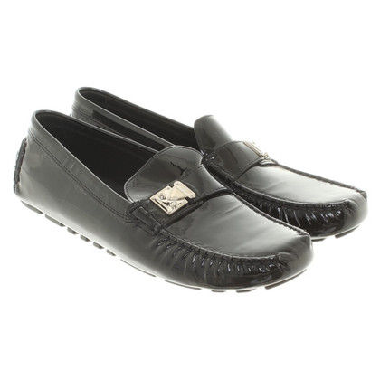 Louis Vuitton Slipper in black