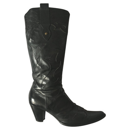 JOOP! beautiful leather boots like cowboy boots