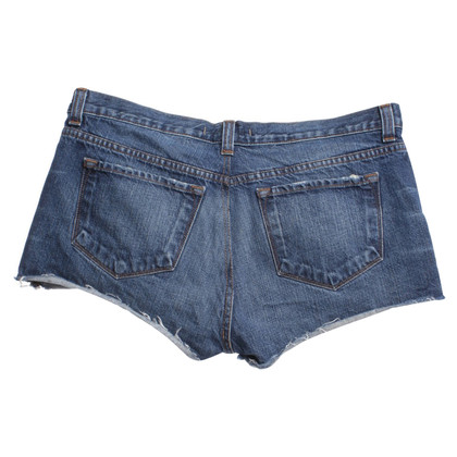 J Brand shorts in denim in blu