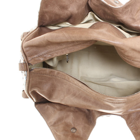 Spielraum Bestseller Kosten Chloé Handtasche aus Schlangenleder Silbern Spielraum Sast Billig Mit Master Erkunden 8HFxMV