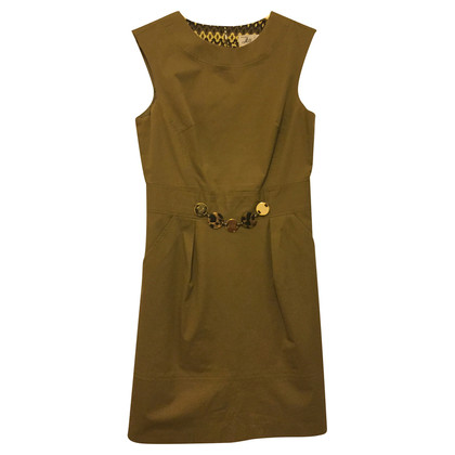 Milly Mini dress in khaki