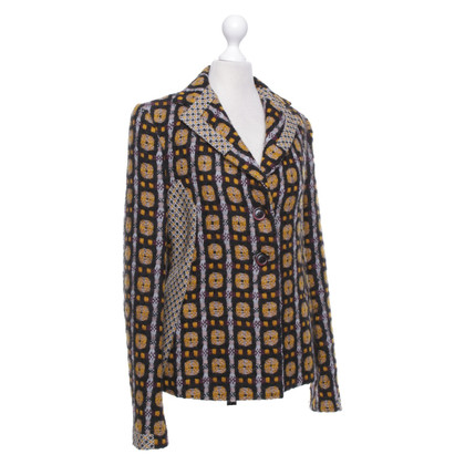 Christian Lacroix Wool blazer with pattern