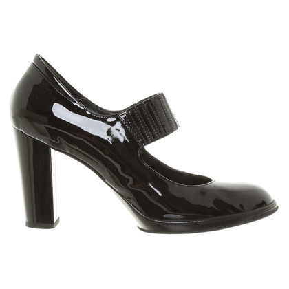 Hogan pumps Mary-Jane style
