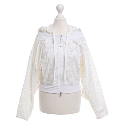Stella McCartney for Adidas Windbreaker mit floralem Print