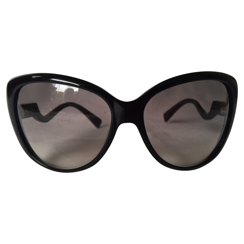 marc jacobs cat eye sonnenbrille second hand marc jacobs. Black Bedroom Furniture Sets. Home Design Ideas