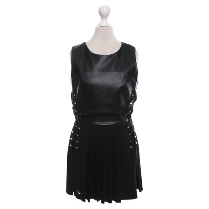 Philipp Plein Kleid mit Applikation