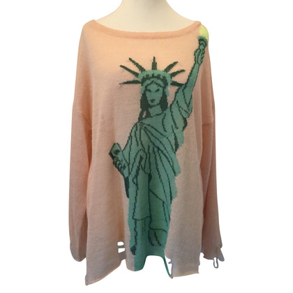 Wildfox Sweater with print