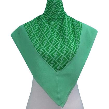 Fendi silk scarf