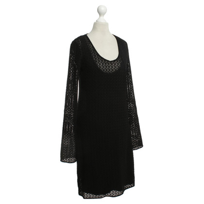 Armani Jeans Dress in crochet-