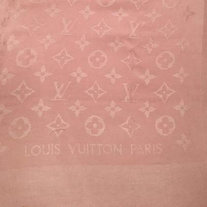 Louis Vuitton Scialle in rosa