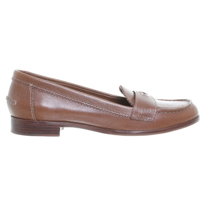 Tory Burch Loafer Brown