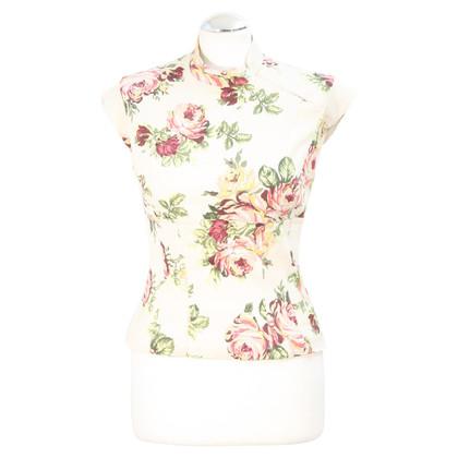 Karen Millen Floral top