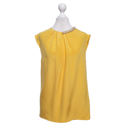 3.1 Phillip Lim Silk top in yellow