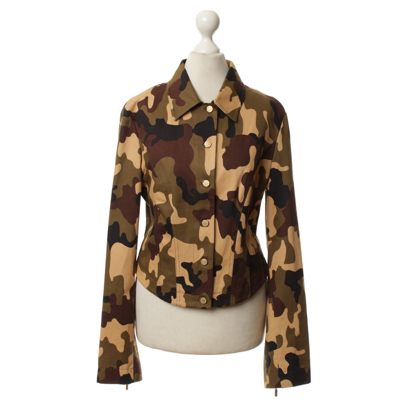 Camouflage jacke gebraucht