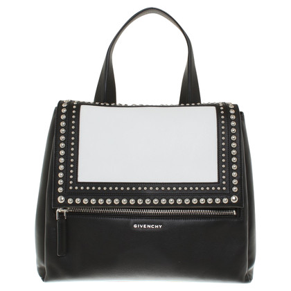 Givenchy Handbag in black and white