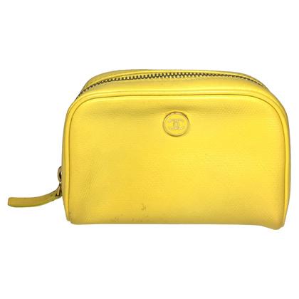 Chanel Holder leather