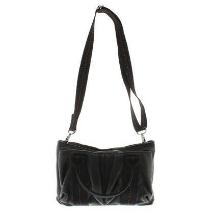Hermès Umhängetasche in Schwarz