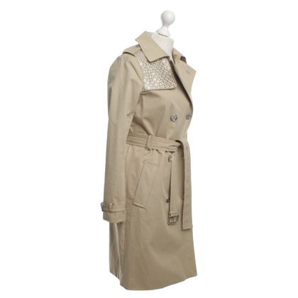 Michael Kors Trenchcoat with rivets Details