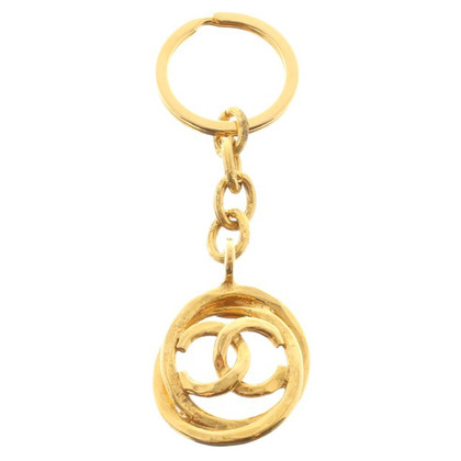 Chanel Gouden sleutel hanger