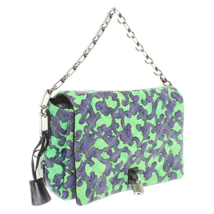Marc Jacobs Handtas in Groen / Paars