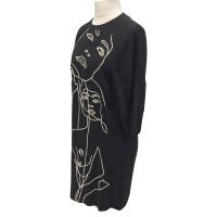Stella McCartney Black rayon dress