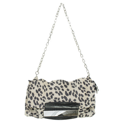 Jimmy Choo for H&M Handtasche mit Animalprint