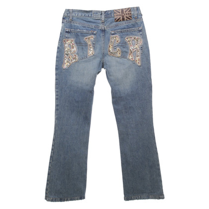 Richmond Jeans in Blau