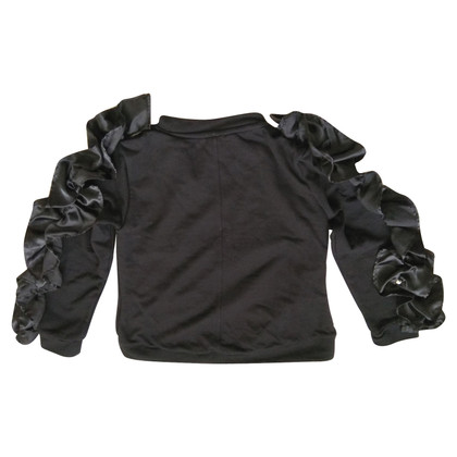 Pinko Sweatshirt in zwart
