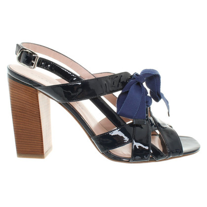 Marc Jacobs Sandals Patent Leather