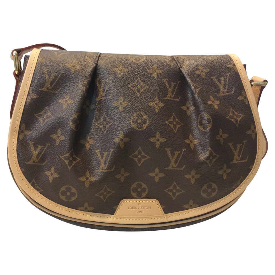 Louis Vuitton Umhängtasche aus Monogram Canvas