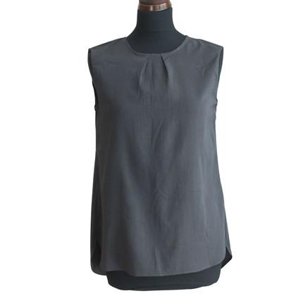 Brunello Cucinelli zijden blouse
