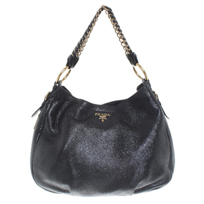 Prada Hobo Bag made of deerskin
