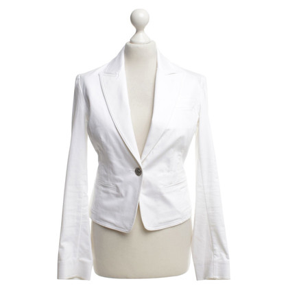 Versace Blazer en blanc