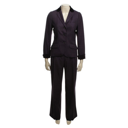 Bogner Suit with pinstripes