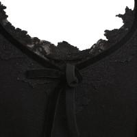 Escada Twinset in nero