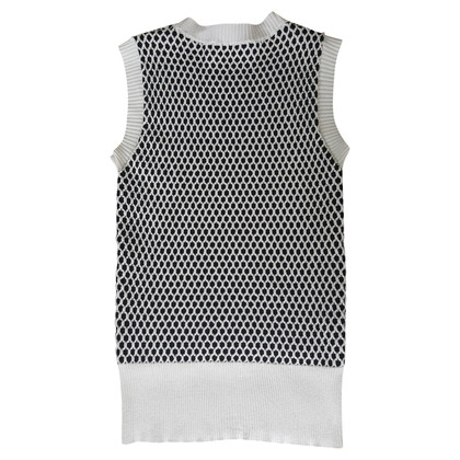 Derek Lam Tank top with pattern