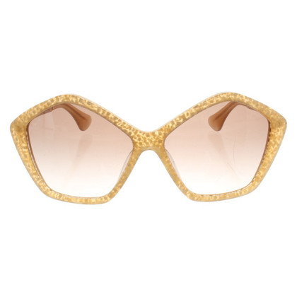 Miu Miu Sunglasses in Beige