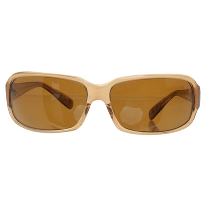 Paul Smith Sonnenbrille in Braun