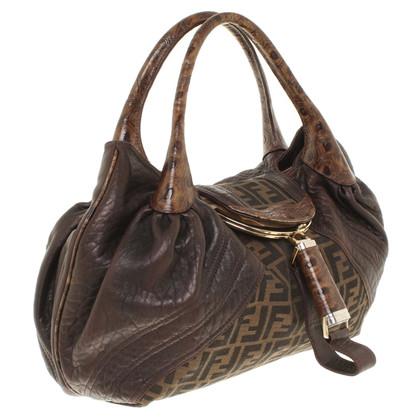 """Fendi """"Spy Bag"""" con motivo logo"""