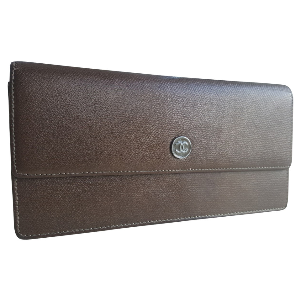 chanel portemonnaie second hand chanel portemonnaie gebraucht kaufen f r 298 00 2668654. Black Bedroom Furniture Sets. Home Design Ideas