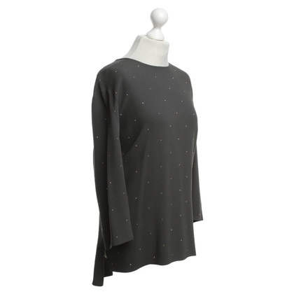 Stella McCartney Top lunga a Gray