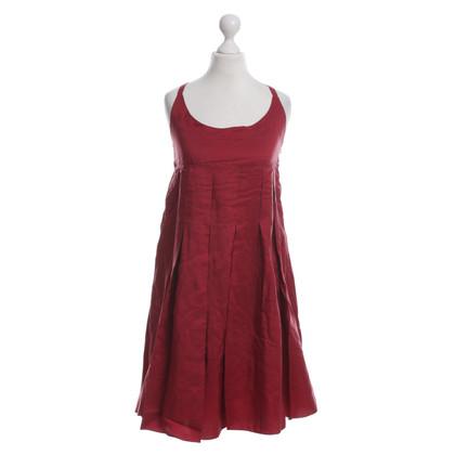 Prada Silk pleats dress