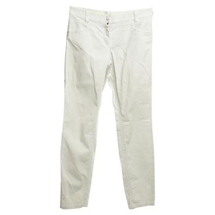 Marc Cain Zandkleurige broek