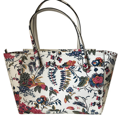 Tory Burch Handbag with a floral pattern
