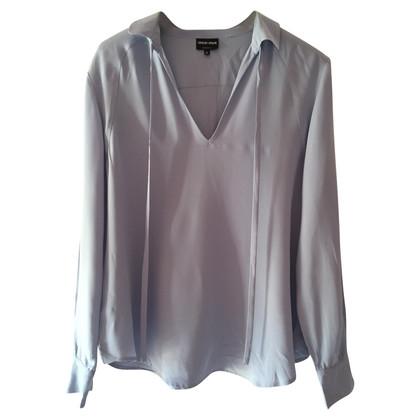 Giorgio Armani zijden blouse