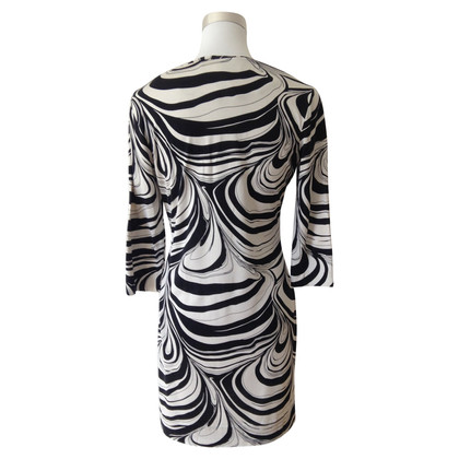 Diane von Furstenberg Kleid mit Muster