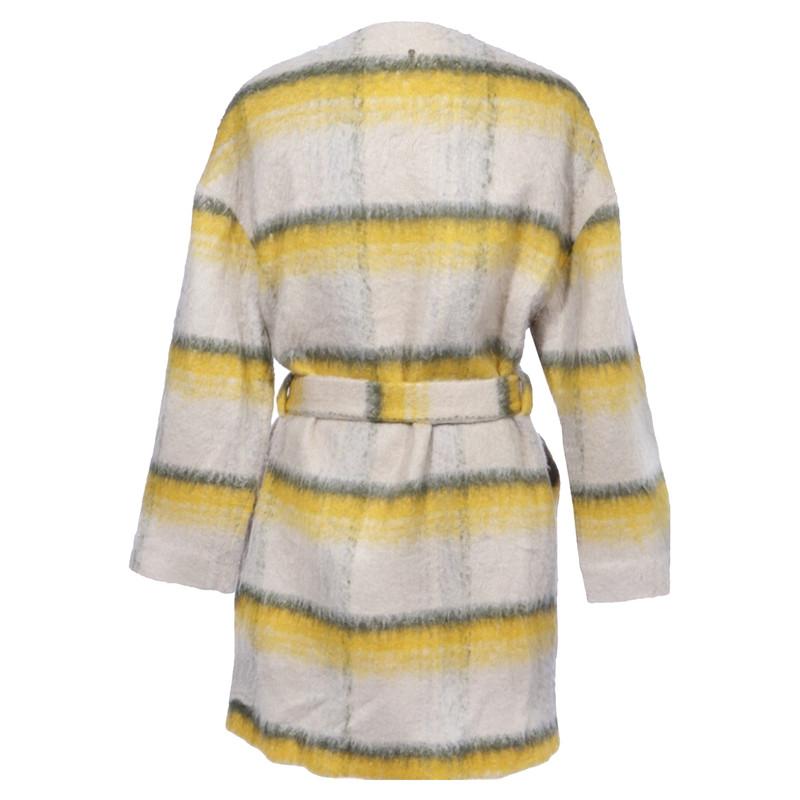 Iq berlin mantel beige